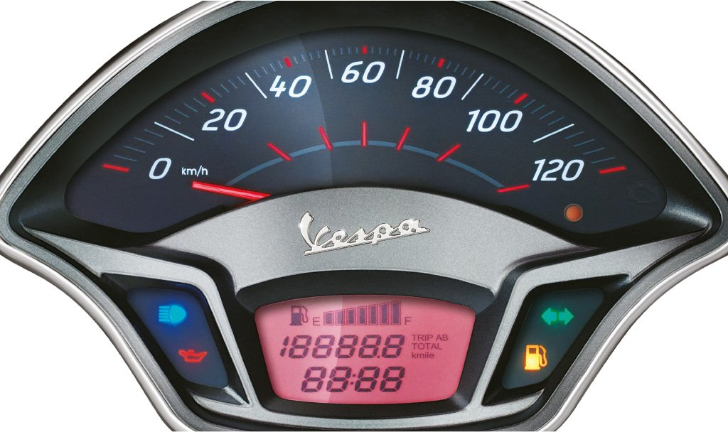 VESPA ELEGANTE 125CC PEARL WHITE
