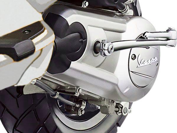 VESPA SXL 150CC WHITE