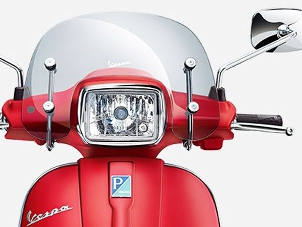 VESPA SXL 150CC MATT RED